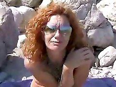 Unfaitfull Redhead Housewive