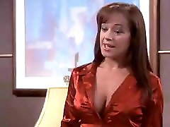 Leah Remini sexy boobs