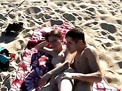 Nude Beach Hot & Very Funny