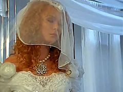 Redhead bride by Angelo Luna