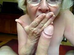 Dirty British Granny