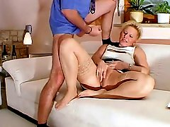 Horny Mom Wanna Anal With Young Guy