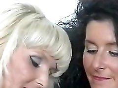 Two mature lesbians