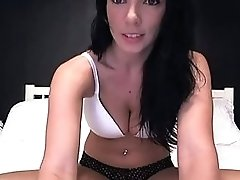 Perfect body and big boobs masturbation till orgasm vid