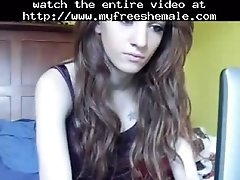 Precious Trap Camming For You Shemale Porn Shemales Tra