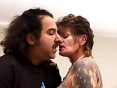 Ron Jeremy & Tattoo Sue