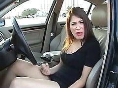 Hottie In Her Car Joi