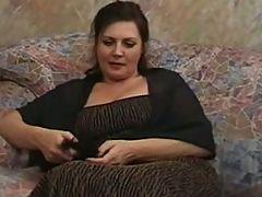 Casting Olga 50 Years Old