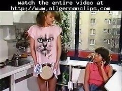 Vintage Amateur Teens German Ggg Spritzen Goo Girls