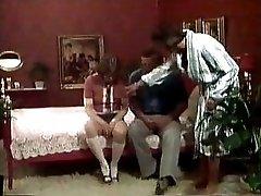 Vintage CC Sexy Schoolgirl MMF