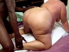 Mature BBW Interracial