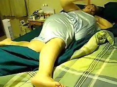 BBW woken by her husband
