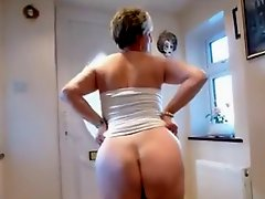 Blond Mom Spread Her Ass negrofloripa