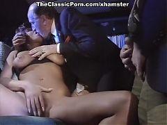 Deborah Wells Emma Rush Lynn LeMay in classic porn video