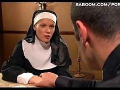 Naughty Nun
