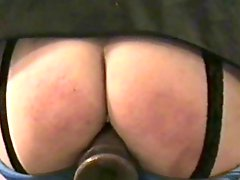 Roundass111 Dildo after Spanking