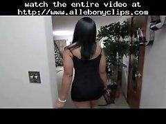 Sexxy strippers & ass black ebony cumshots ebony sw