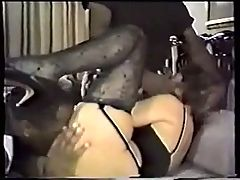 Hotwife In Bed With 2 Black Guys