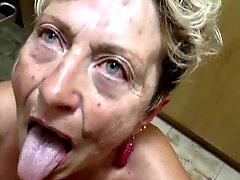 Sex im Alter Omas im Fickrausch