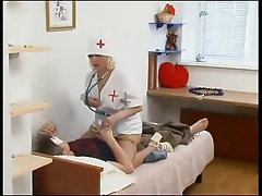 Russian Mature Nurse