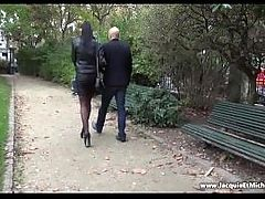 Polish mature Ania Kinski double penetrated