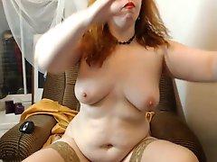 Sexy hairy mature