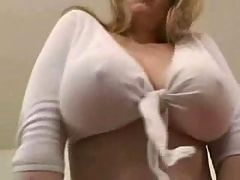 Big Natural Titted Teen