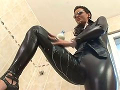 Adriana Milk Bath Myfetish