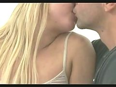 Cute Young Blonde in a sweet Sex Scene