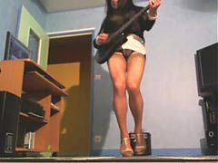 Rock Cougar Topless