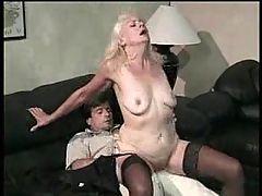 Horny mature