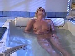 Body Takes A Bath Face Takes Cum Bath