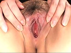 Japanese Girl's Pussy Close Up 6