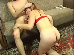 Anal with russian mature 2