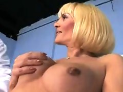 Brutal Ass Fuck For A Blonde