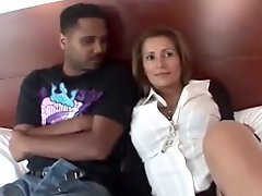 Hot Milf Fucks a Black Dick
