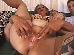 Denhaagman Granny Cant Stop Cumming