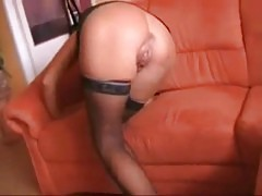 Mature Blonde Anal Sex And Squirting