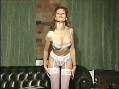 Kerry Mathews stripping