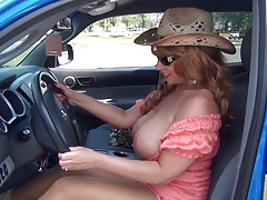 Cowgirl Truckin'