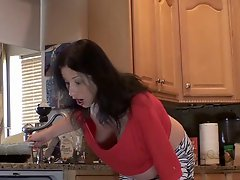 Milf Diaries stepSon Feel My Belly Not My Pussy