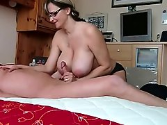 Dominant Milf Titty Fuck