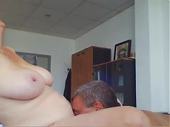 Mature Pussy Licking With Orgasm