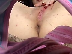 Sexy MILF Fingers To Squirt