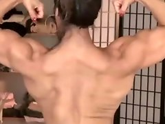 Muscle Babes Show Their Clits BVR