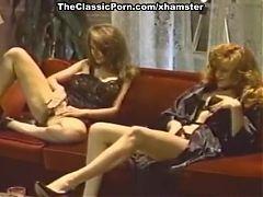 Jacqueline Leanna Foxxx Steve Drake in lesbian sex and a