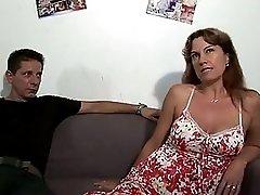 French Mature Hardcore Casting