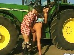 Farmer Fucking Young Teen
