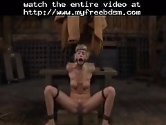 Human blowjob machine bdsm bondage slave femdom dominat