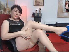Great Matures ch 007 Stockings